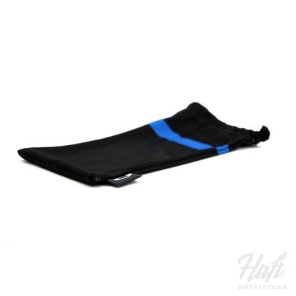 Oakley SI Valve Thin Blue Line - Thin Blue Line Frame - 3N Black Iridium Lens - SKU: OO9236-28 Micro bag