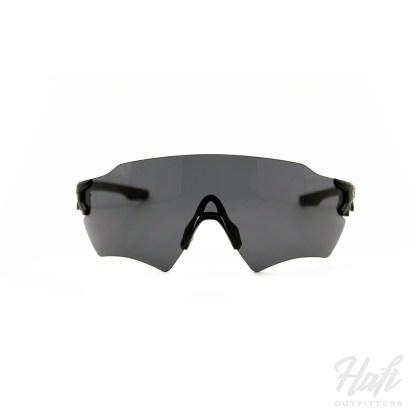 Oakley SI Ballistic M Frame Alpha Operator - Matte Black Frame - 3N Grey Lens - SKU: OO9296-02