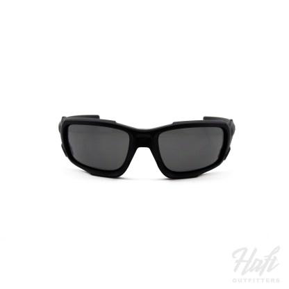 Oakley SI Ballistic Shocktube - Matte Black Frame - 3N Grey Lens - SKU: OO9329-01