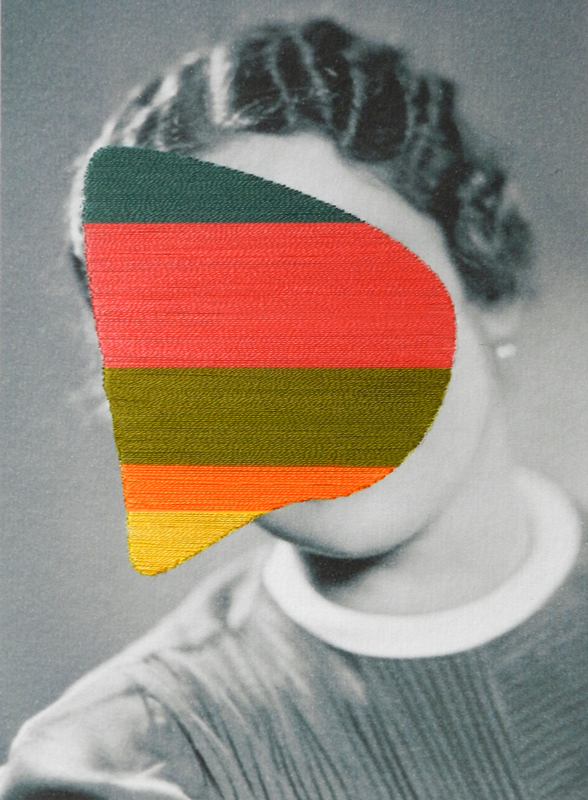 Hand Embroidery - Photography - Hagar Vardimon