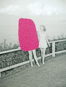 Embroidery - Photography - Hagar Vardimon