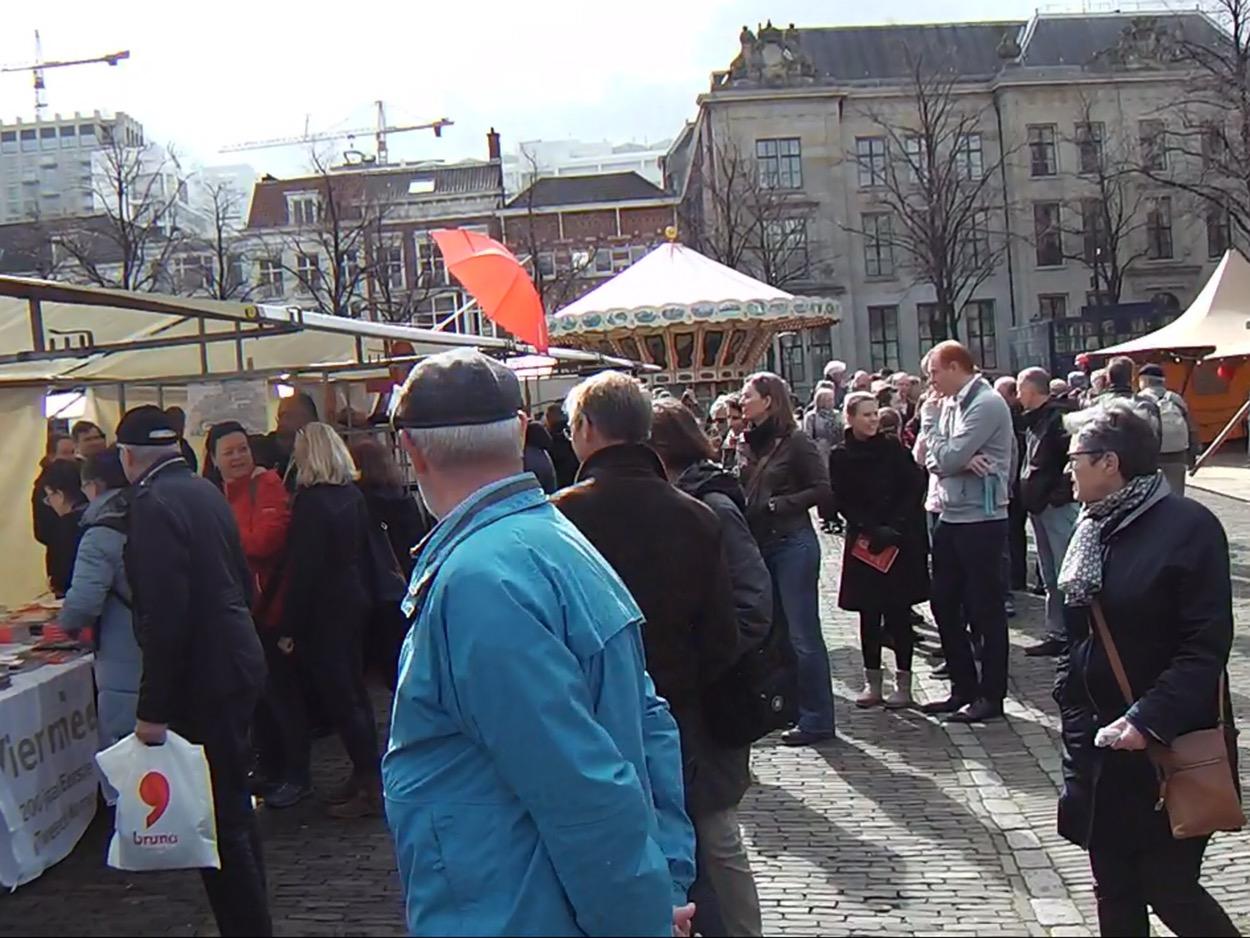 Een dagje Haagse geschiedenis