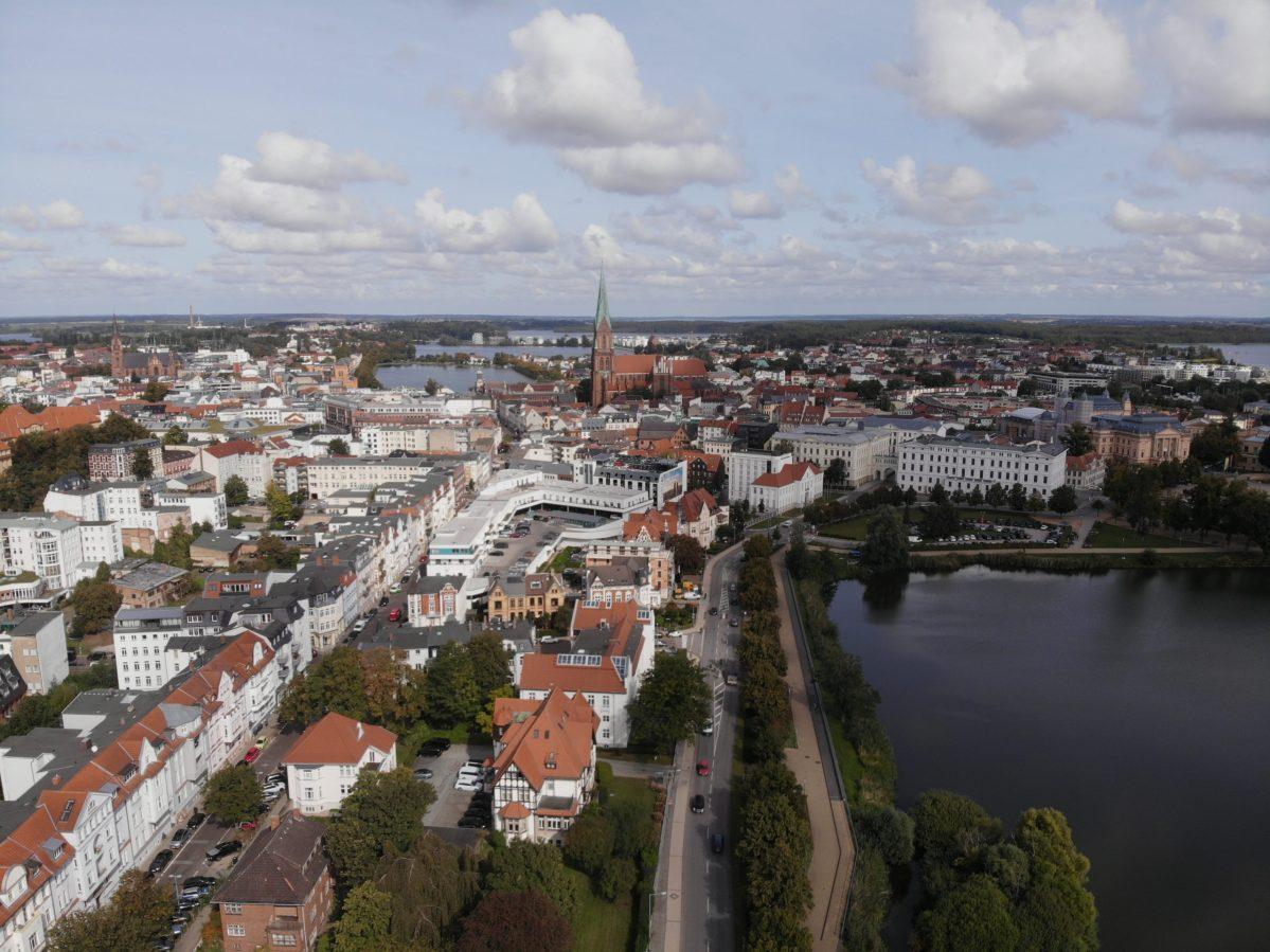 Burgsee, Schwerin