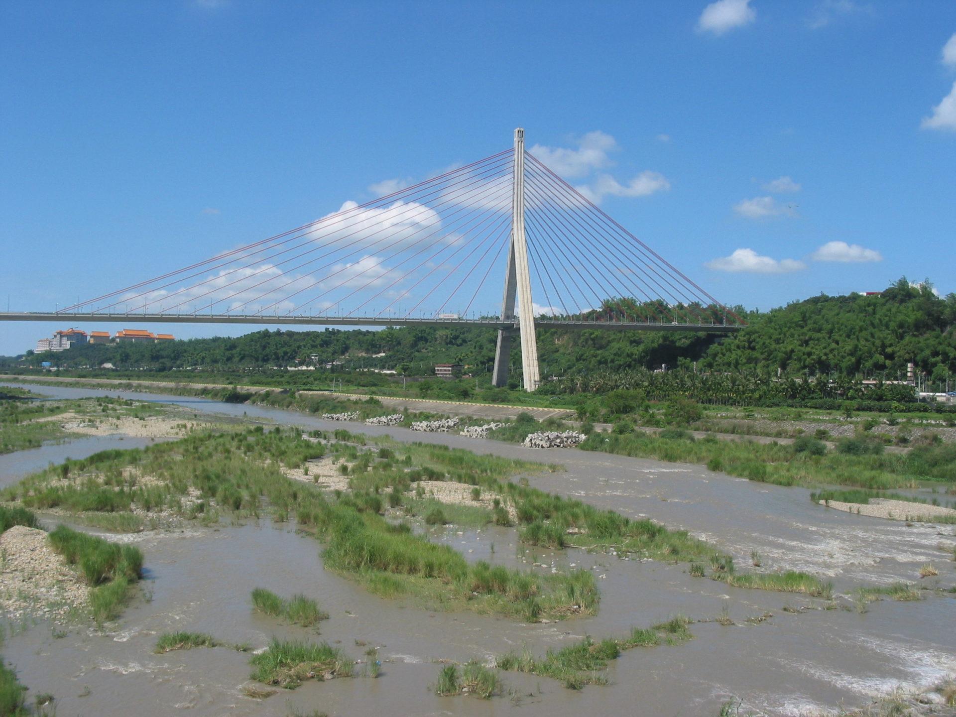 Kao-Ping River Bridge