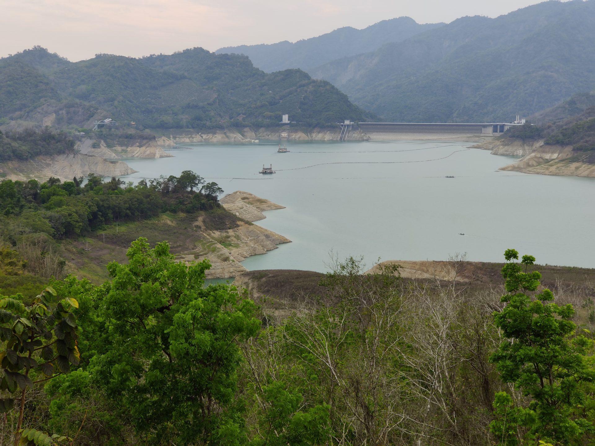 Tsengwen Reservoir, Lookout