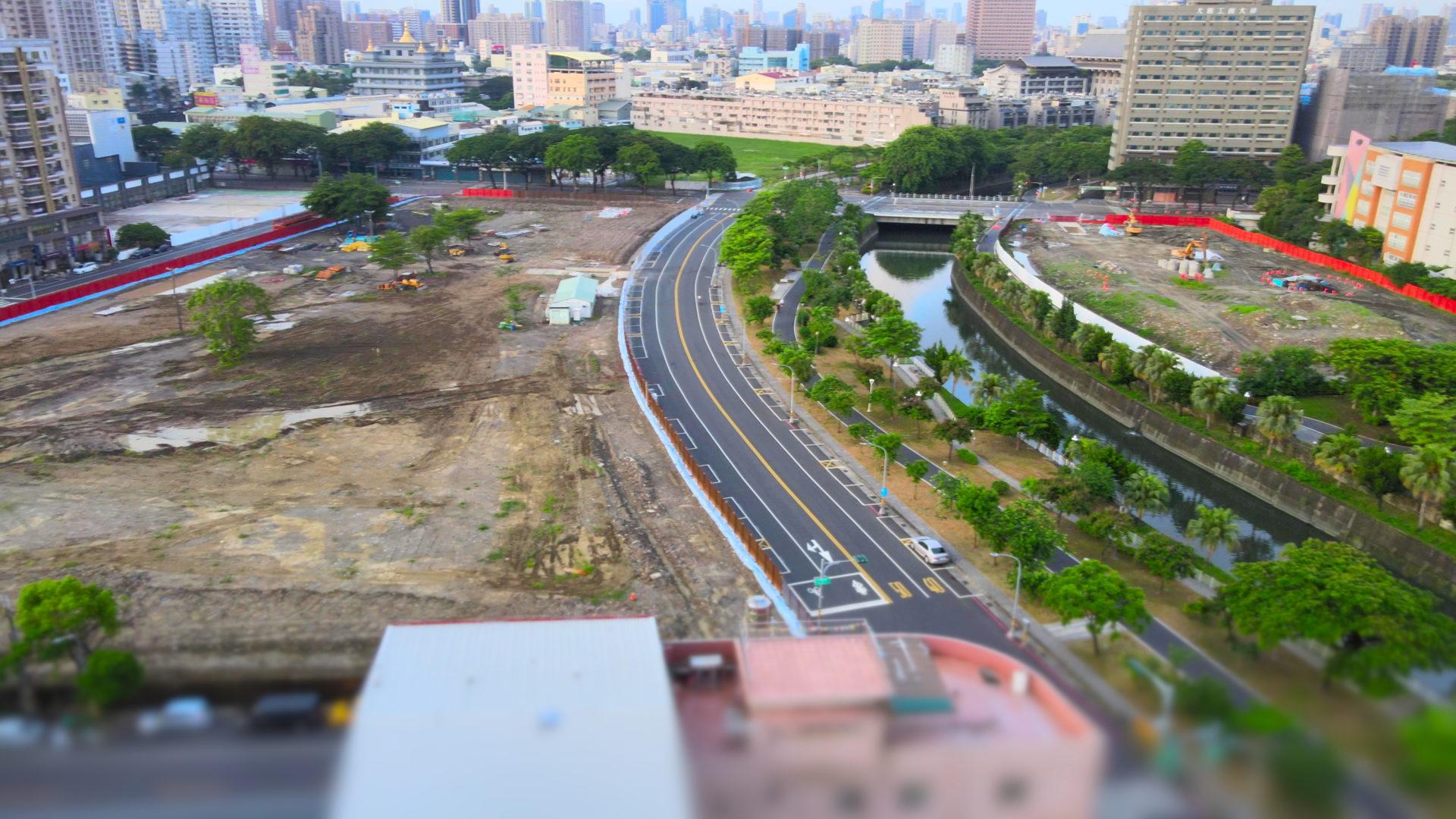 Urban Development Love River/Dashun Rd
