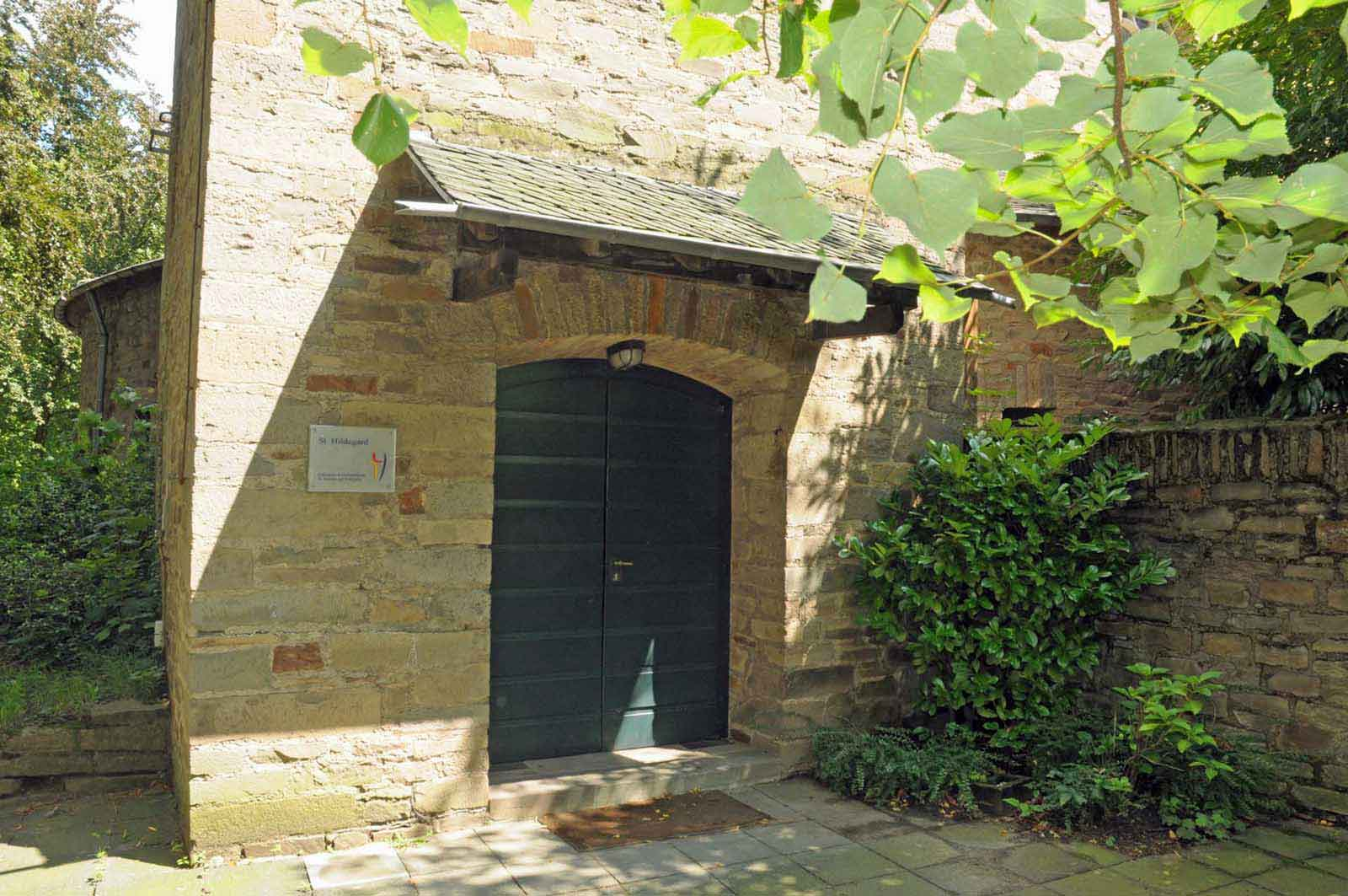 Die Kirche St. Hildegard in Bad Godesberg