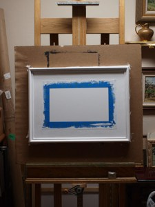 Custom Illusion Frame Step 3