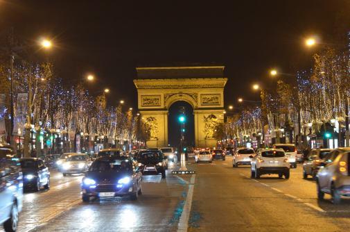 HaggisandHamburgers Champs Elysees 2014