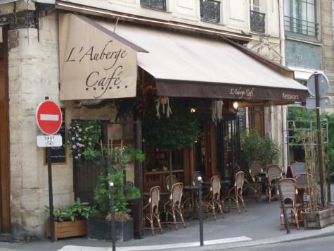 L'Auberge Cafe