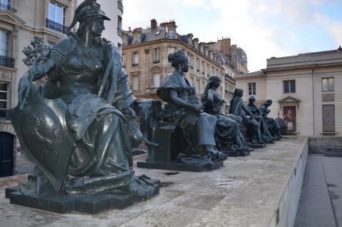 museedorsay statues