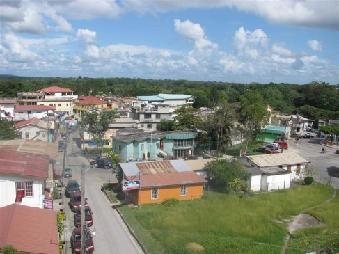 view of san ignacio