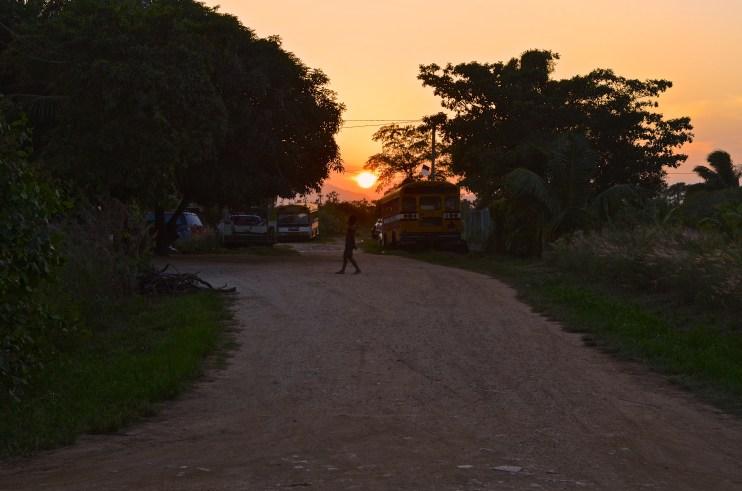 Hopkins Sunset