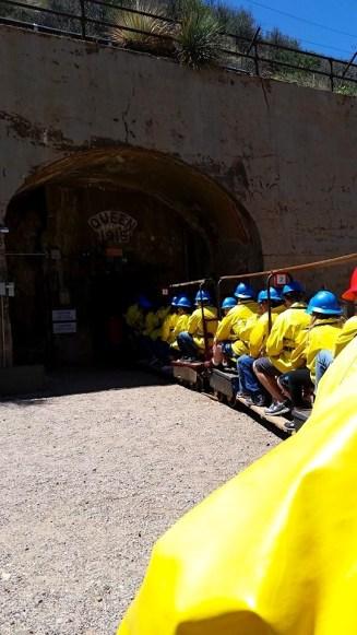 Bisbee Mine Tour