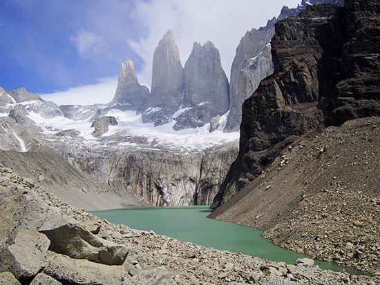 Glacier Lake View