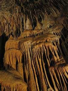 Bell Canopy Kartchner caverns