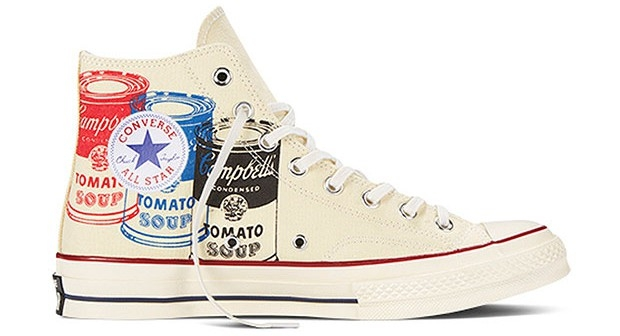 b3e59138d53bf0 Andy Warhol x Converse Chuck Taylor All Star Collection (Good Luck Getting  a Pair) – HAHA MAGAZINE