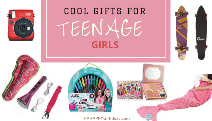 18 Cool Gifts For Teenage Girls