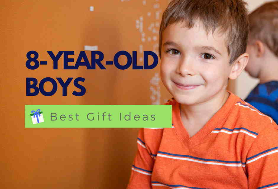 Best Gift For An 8-Year-Old Boy