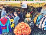Mauerpark Flohmarkt Berlin 30.04.2017 HAPPY HAHA.YOUREUGLY VINTAGE SHOPPING