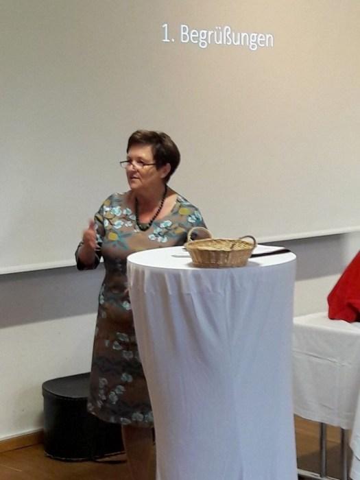 Renate Cerny, stellvertretende Landrätin