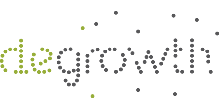 degrowth logo