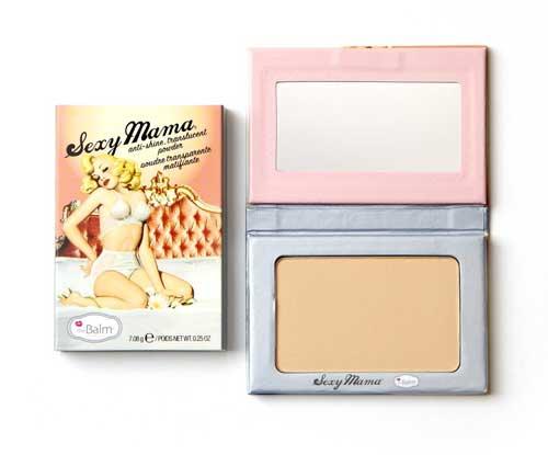 Bedak untuk kulit berminyak - The Balm Mama Series (Sexy Mama)