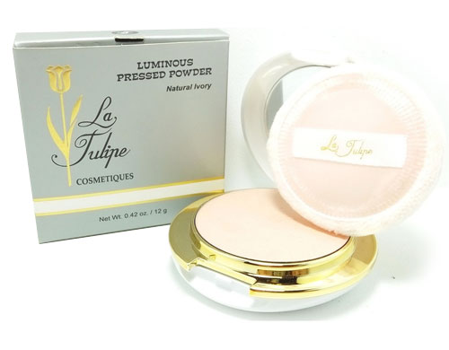 La Tulipe Luminous Pressed Powder