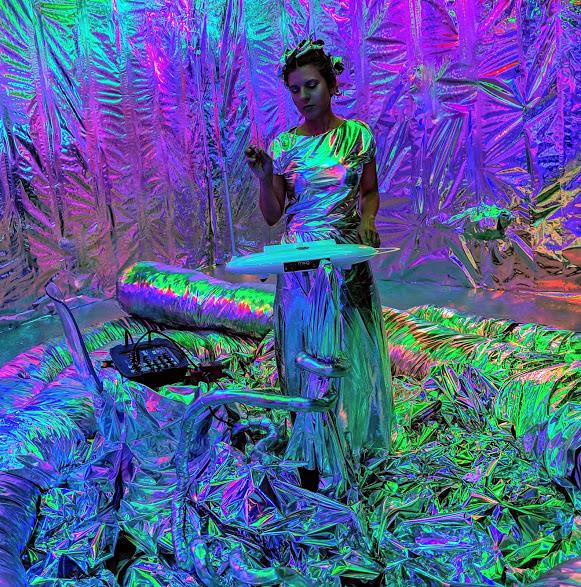 haiiileen vibrations artist miami