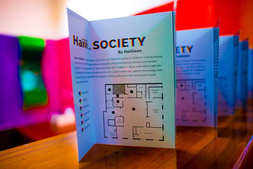 Haiii on Society Karli Evans Selects 50