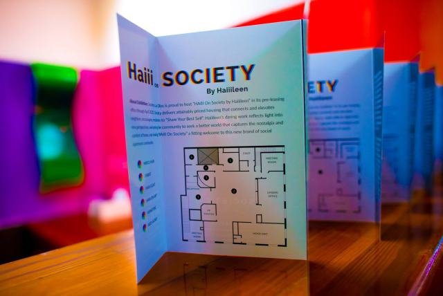 Haiii on Society Karli Evans Selects 50