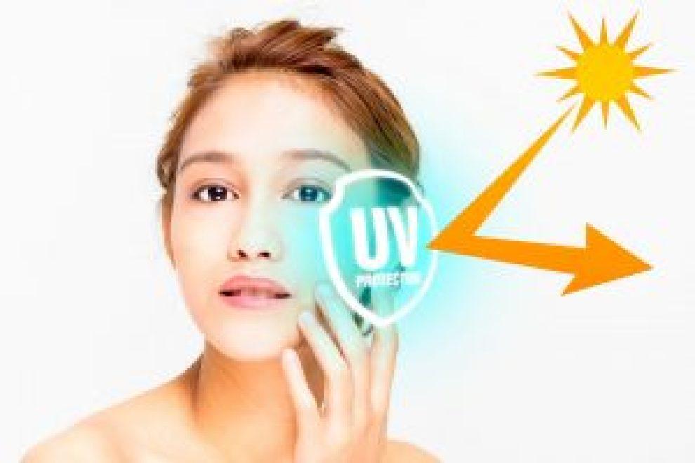 Sunscreen untuk melindungi kulit dari sinar matahari