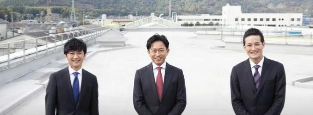 TOKIO、城島茂・国分太一・松岡昌宏 3人体制で始動。