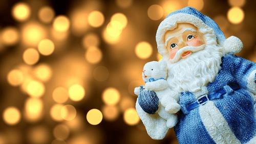 冬の季語『クリスマス』