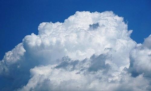 夏の季語『雲の峰(くものみね』