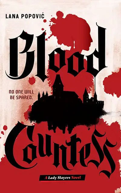 Blood Countess Cover
