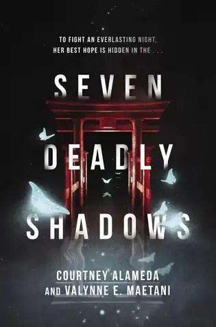 Seven Deadly Shadows Cover