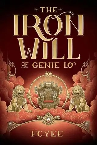 The Iron Will of Genie Lo Cover