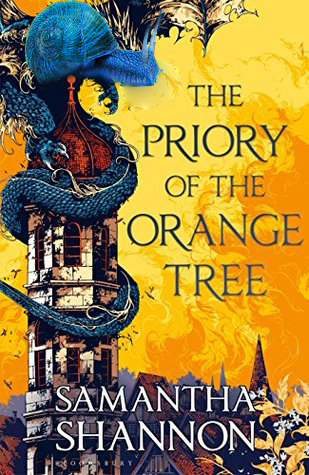 Priory of the Orange Tree Snail Cover