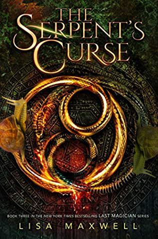 The Serpent's Curse Snail Cover