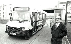 Bus to Restalrig