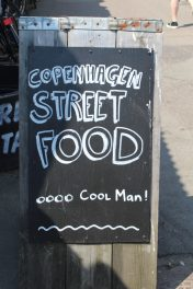 Copenhagen Street Food was a decent ways away from our apartment, but it's definitely worth the visit!