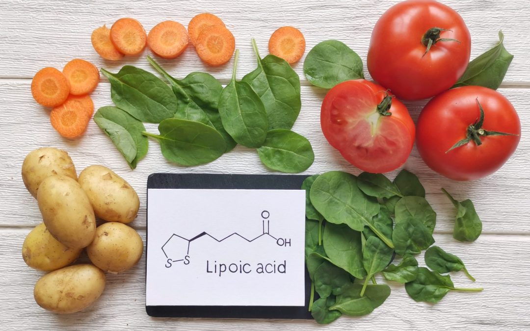 foods containing alpha lipoic acid