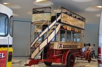 Mercedes Tour Bus