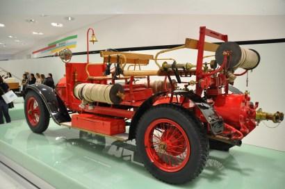 Porsche Firetruck