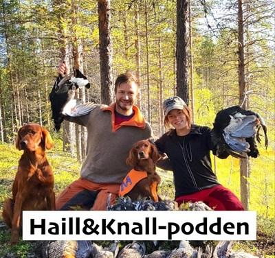 Haill og Knall-podden: Konkurranse, hunder i pluss og minus og kokte koteletter