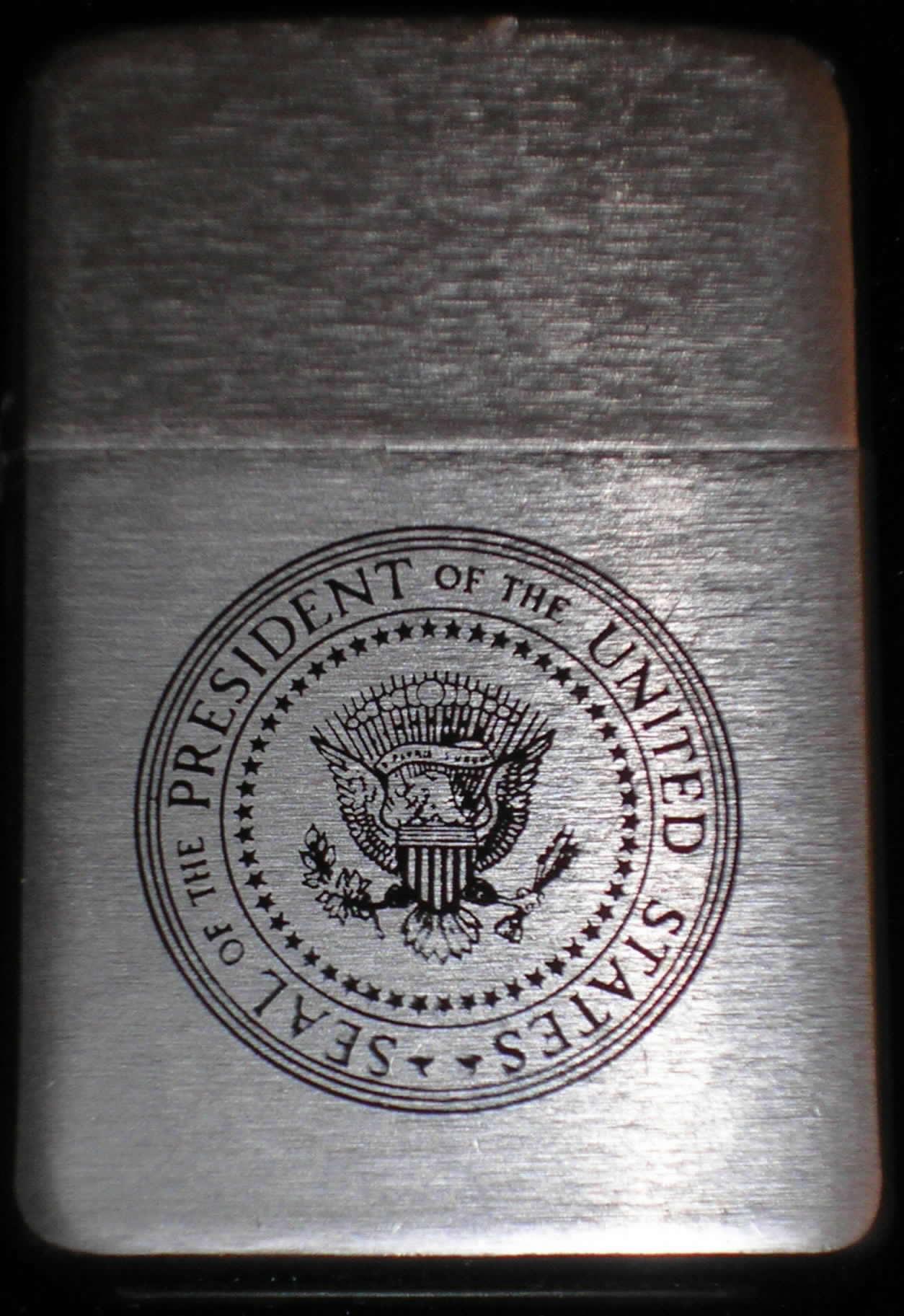 President ReaganMarine One Lighter