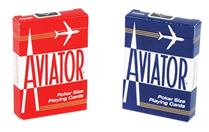 Aviator Cards