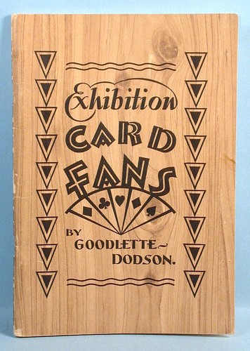 Exhibition Card Fans (Dodson)