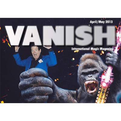 Vanish Magazine Issue # 7 - April/May 2013 ebook DOWNLOAD